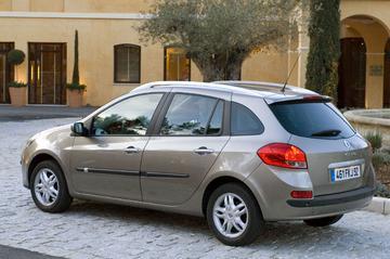Renault Clio Estate & Modus