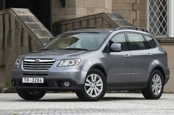 Overgewaaid: Subaru Tribeca
