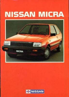 Nissan Micra Dx,sdx,gl,