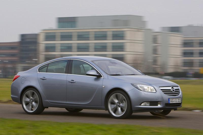 Opel Insignia 2.0 Turbo 4x4 (2009)