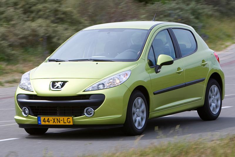 Peugeot 207 XS 1.4-16V VTi (2008)