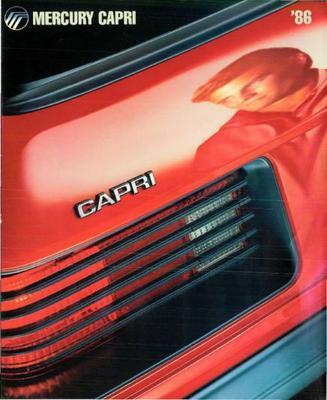 Ford Mercury Capri