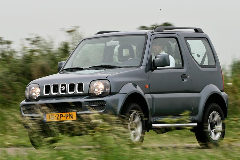 Suzuki Jimny Metal Top 1.3 Exclusive (2008)