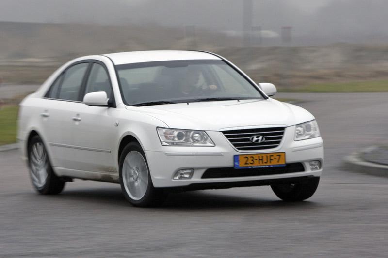 Hyundai Sonata 2.0i StyleVersion (2009)