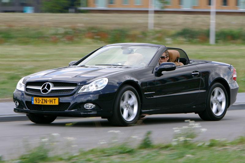 Mercedes-Benz SL 280 (2008)