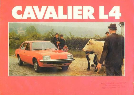Vauxhall Cavalier L4,l,gl,gls