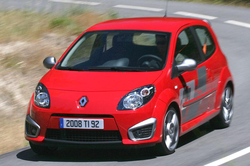 renault twingo rs 2008 autotest. Black Bedroom Furniture Sets. Home Design Ideas