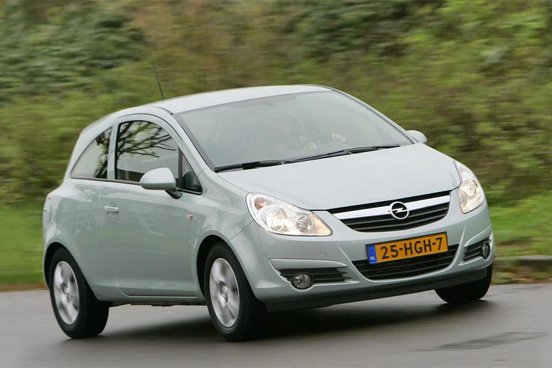 Opel Corsa 1.3 CDTi Ecoflex (2009)