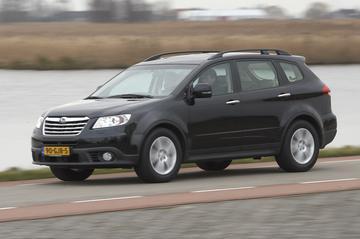 Subaru plant 'volledig andere' opvolger Tribeca