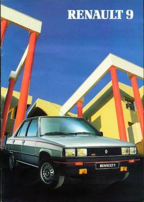 Renault 9 Gtx,gtl,gtd,tc,tl,td,