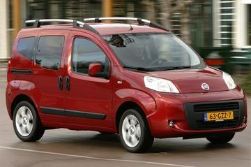 Fiat Qubo 1.4 (2009)