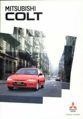 Mitsubishi Colt Gl,glx,at