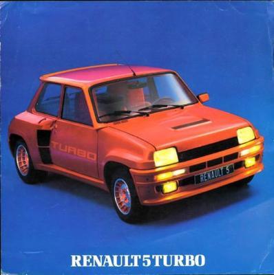 Renault Renault 5 Turbo