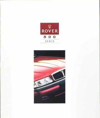 Rover 800.820.827 I,si,sd,ti Saloon,coupe