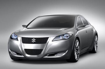 Dit is de Suzuki voor het D-segment