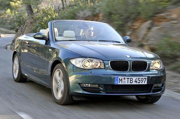 BMW 125i Cabrio