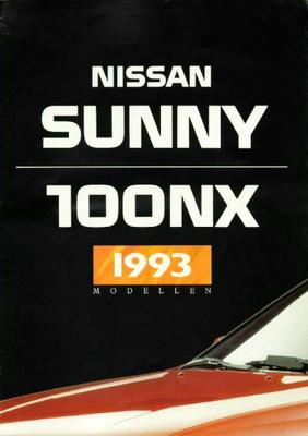 Nissan Sunny 100nx,sr,wagon,gti