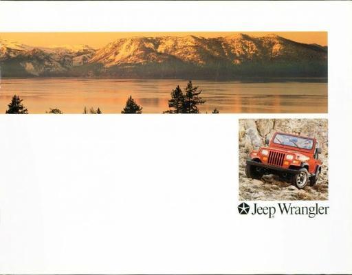 Jeep Wrangler Laredo, Sahara