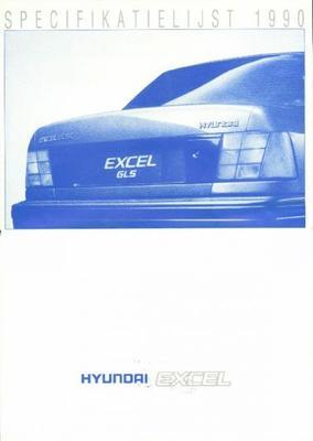 Hyundai Excel Gls