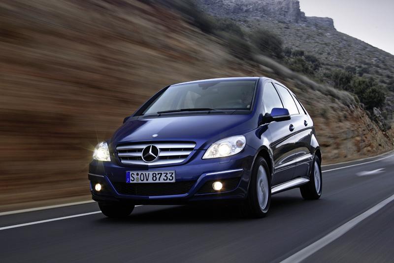 Mercedes-Benz A- en B-klasse