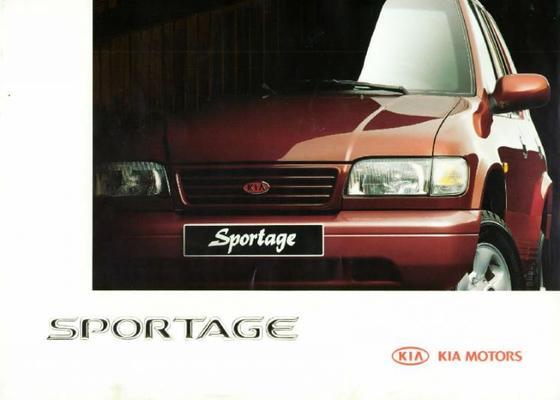 Kia Sportage 4wd Turbo