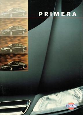 Nissan Primera Se,slx,gt,si,sri,lx,gx