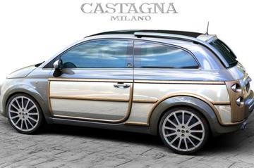 Castagna geeft Fiat een 500 'Clubman'