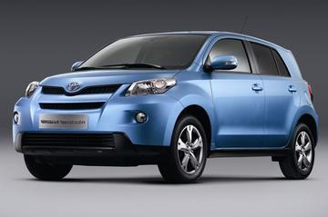 Drempeldwerg: Toyota Urban Cruiser