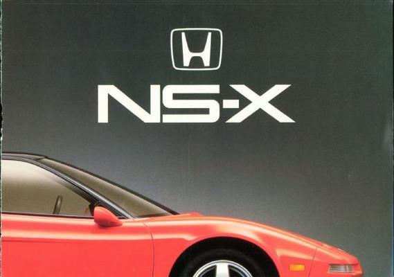 Honda Ns-x