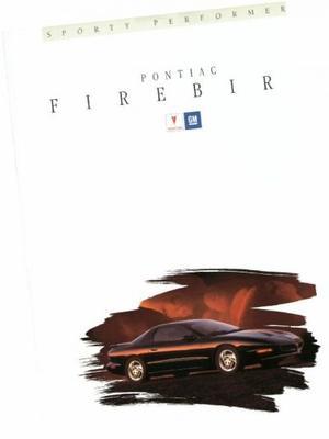 Pontiac Firebird Coupe,trans Am