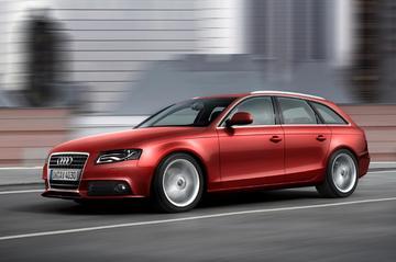Audi A4 Avant heeft prijskaartjes