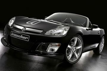 Irmscher brengt American muscle naar Opel GT