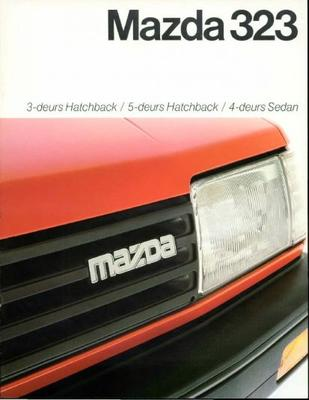 Mazda Hatchback,sedan 323