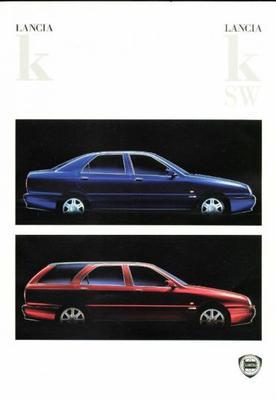 Lancia K, K Sw Le, Ls, Lx