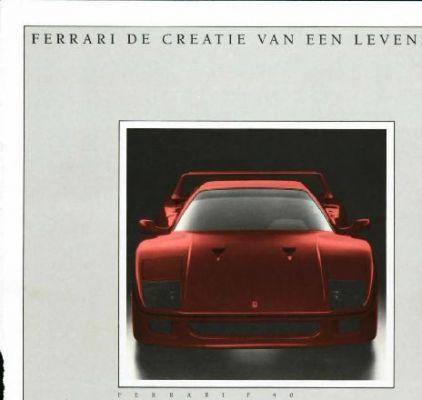 Ferrari Testarossa,mondial F40,