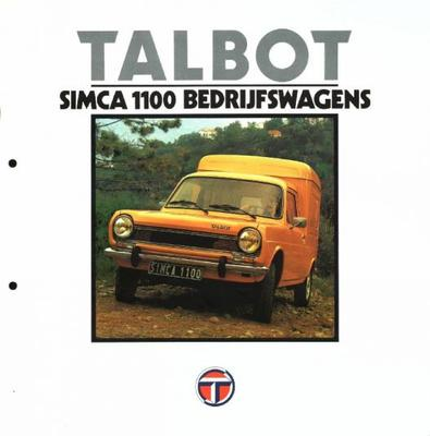 Talbot Simca 1100