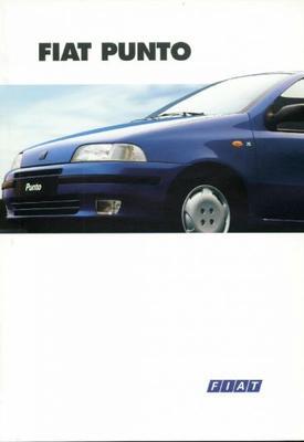 Fiat Punto S 5560td,sx 6075td,6 Speed 55,el 75,elx