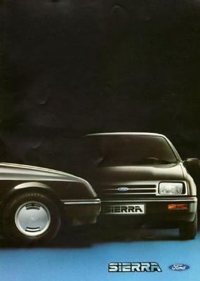 Ford Sierra Gl,stationwagon,l,ghia,xr4i
