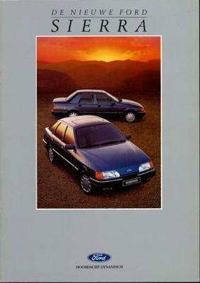 Ford Sierra,stationwagon Cl,gl,ghia,s,xr 4x4,