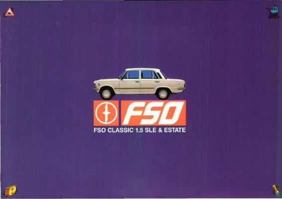 Fso Classic 1.5 Sle Estate