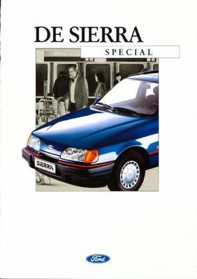 Ford Sierra Special