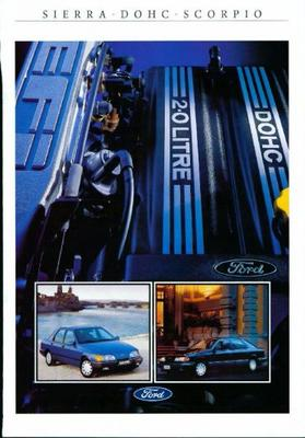 Ford Sierra,scorpia
