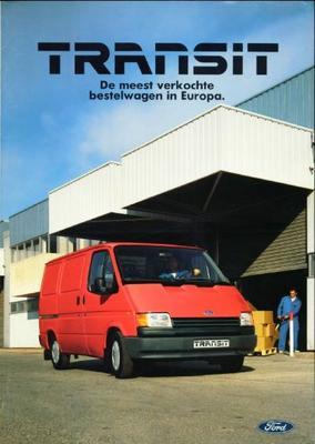 Ford Transit Bestelwagen
