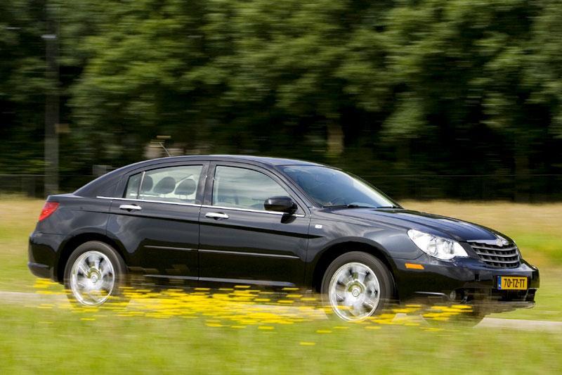 Chrysler Sebring 2.0 CRD Limited (2007)