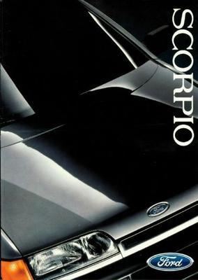 Ford Scorpio Cl,gl,ghia