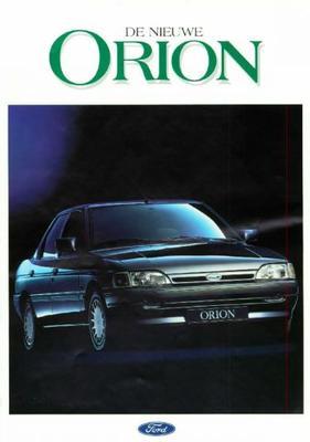 Ford Orion Ghia Si,xld,cl,gl,clx