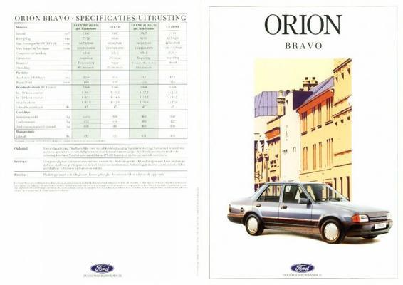Ford Orion Bravo