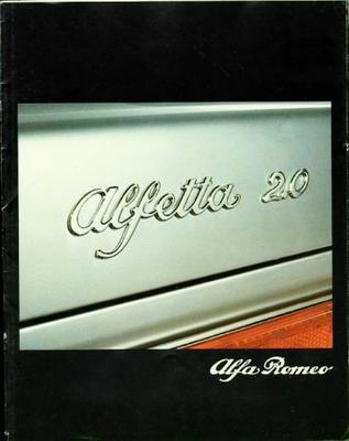 Alfa Romeo Alfetta 2.0,2000l