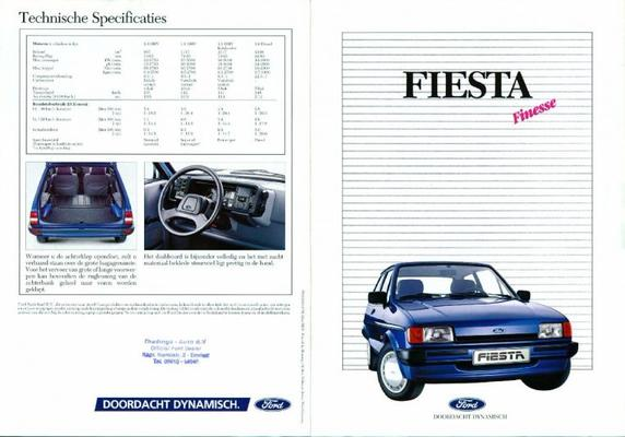 Ford Ford Fiesta Finesse