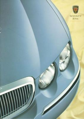 Rover Rover75 Standaard 75 Club